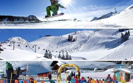 Vyzkoušejte rakouské svahy! Vezměte i děti a užijte si jednodenní lyžování. 33% sleva na lyžařských výlet do rakouského střediska Lofer, v ceně je doprava i celodenní skipas. Na DĚTI DO 15 let navíc SLEVA 15%.