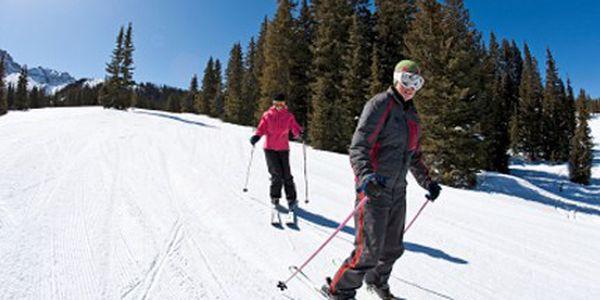 Naučte se lyžovat podle Vašich přání! Zkuste hodiny výuky s instruktorem lyžování. 50% sleva na 1 hodinu individuální výuky s instruktorem lyžování z lyžařské školy Snowfox.