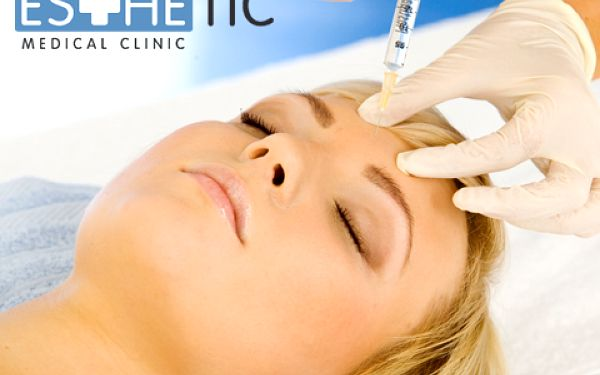 Botox v Esthetic Clinic s vánoční 76% slevou!