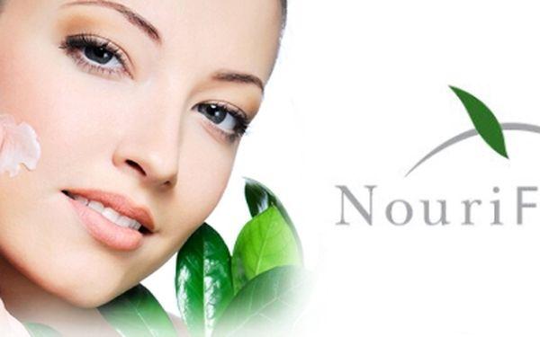 Jen 249,- Kč za kosmetické ošetření pleti zn. NouriFusion pro výživu Vaší pokožky a dosažení jejího svěžího, zářivého vzhledu přírodní cestou.Oslavte Vánoce s krásnou, mladistvou tváří.