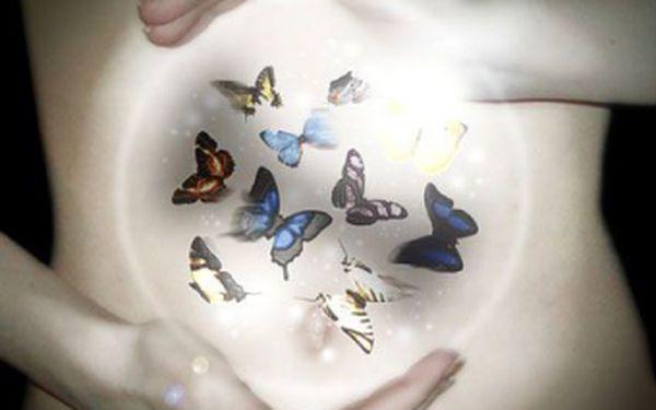 Motýlí nebo reflexní hodinová terapie se slevou 40 %. Terapie, která vám pomůže změnit svůj život, vyrovnat se s nemocí či nepříjemnou událostí. Terapie vám pomůže s osobním růstem nebo třeba ulehčí porod. Tip na dárek za pouhých 240 Kč.