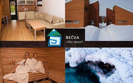 Relaxační 3 dny v Beskydech pro dva s 35% slevou!