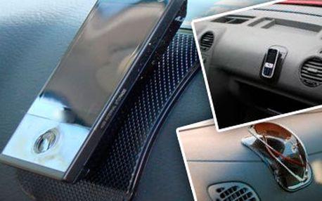 Jedinečná nanopodložka za pouhých 37 Kč vhodná do auta, kanceláře či domácnosti! Udržte věci na svém místě! Pořiďte si hit tohoto roku se schopností přilnout na všechny povrchy s krásnou slevou 54 %!