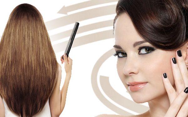 299 Kč za kompletní úpravu dámských vlasů včetně melíru nebo barvy. Krásnější účes se slevou 62 %.
