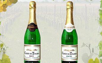 Vyzkoušejte kvalitní francouzská vína, chuť je příjemně svěží a jiná. 50% sleva na 6 francouzských vín- udělejte si už teď parádní zásobu na Silvestra!