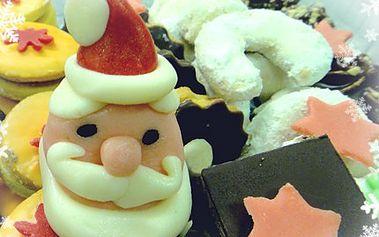 Kupte si mix vánočního cukroví, Vaše chuťové buňky ohromí! 31% sleva na 1kg vánočního cukroví těchto druhů: vanilkové rohlíčky, ořechové košíčky, linecká/pomerančová kolečka, kokosové pusinky a další.