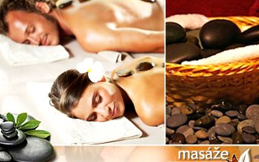 Buďte jako znovuzrozeni! Masáž lávovými kameny přináší hluboké uvolnění. 45% sleva na masáž celé zadní části těla lávovými kameny z Fiji po dobu 45 minut. Vaše svaly a záda pocítí úlevu.