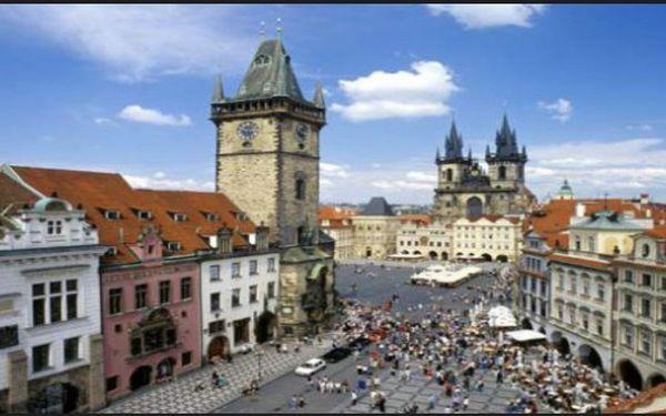 PRAHA - báječný hotel ESPRIT*** v Praze 9 na 3 dny/2 noci s večeří na uvítanou za bezkonkurenční cenu 1290 Kč pro 2 - LEDEN+ÚNOR 2012.