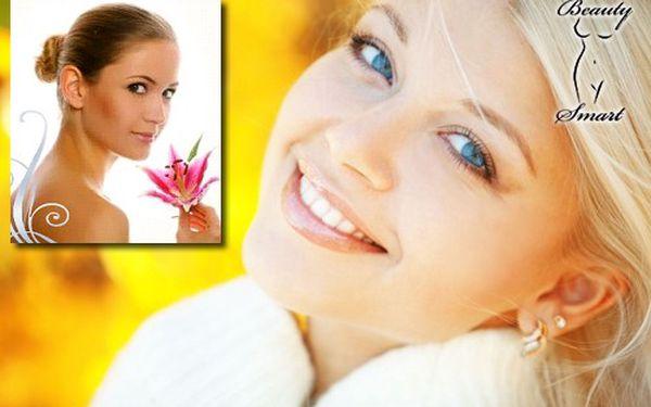 REJUVENACE PLETI, KRKU a DEKOLTU za pouhých 777 Kč! Viditelně mladší a rozzářená pleť, redukce vrásek a léčba akné! Přijďte se omladit do salónu Beauty Smart!