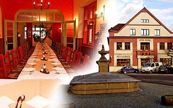 1150 Kč za 2 noci se snídaní pro 2 osoby v Podkrkonoší v hodnotě 2300 Kč! Skvělá možnost pro příjemný víkend ve dvou!