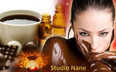 Čokoládová masáž jako Vánoční dárek! Kvalitní 100% čokoládová voňavá masáž!! Platnost Poukazu jeden rok!