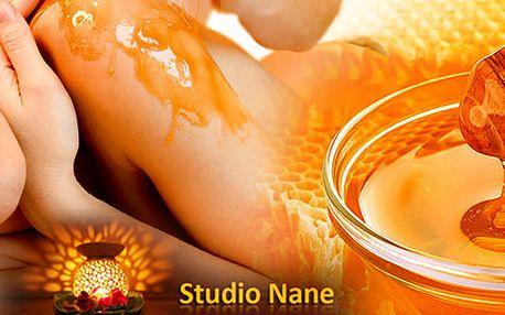 Medová Masáž pro detoxikaci organismu z pravého BIO českého medu z letošní sklizně a okurkový zábal navíc ZDARMA! Očistěte své tělo pří této tradiční a osvědčené masáži!