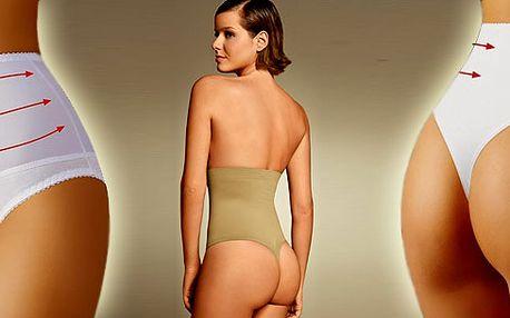 Zeštíhlující tanga s vysokým pasem GreeNice - krásná postava a hezké spodní prádlo je to pravé pro každou ženu!
