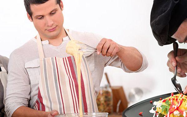 495 Kč za kurz vaření. Naučte se na jedničku českou, latinskoamerickou, italskou, francouzskou nebo japonskou kuchyni se slevou 50 %.
