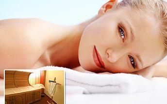 54% sleva na bylinnou parní lázeň! Relaxujte a zbavte své tělo škodlivin!