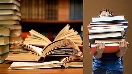 Jen 98 Kč za 2 knihy dle vlastního výběru z široké nabídky titulů. Ideální dárek pod stromeček nejen pro domácí kutily se slevou 75 %!