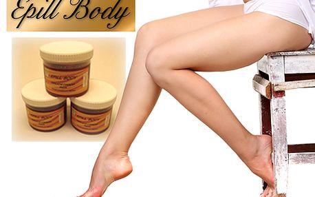 Dopřejte si jemnou pokožku bez chloupků díky bezbolestné depilaci pomocí cukrové pasty!