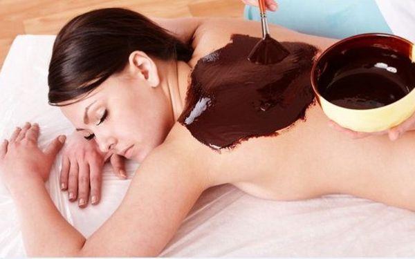 110min LUXUSNÍ ČOKOLÁDOVÉ OPOJENÍ - 90min masáž celého těla, zábal, 20min masáž obličeje a šálek horké čokolády za 690 Kč! DOPŘEJTE SI perlu mezi zkrášlujícími procedurami v Body Calm s úžasnou slevou 70 %! KRÁSNÝ VÁNOČNÍ DÁREK!