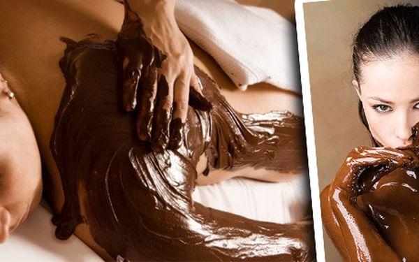 Neuvěřitelných 222 Kč za HODINOVOU ČOKOLÁDOVOU MASÁŽ ve studiu Studiu STEVIE BERTONI v Plzni na Roudné!!! Relaxujte při čokoládové masáži, kterou provedou odborníci s letitými zkušenostmi v oblasti péče o lidského zdraví. Věnujte zážitek se slevou 63 % a ušetřete skoro 400 Kč na další dárky...