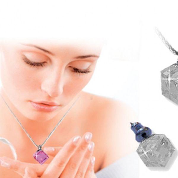 Vyjímečný tvar, vyjímečný TIP na vánoční dárek! Luxusní set SWAROVSKI Rivoli úprava RHODIUM, tvar kostka - spokojte se jen s tím nejlepším. Rozjasněte se křišťálovými šperky, máte na výběr z 8 barev. Báječná vánoční cena 449 Kč!