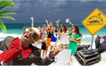 Bombastická oslava Nového roku. Zažijte SILVESTR ve stylovém beach clubu!