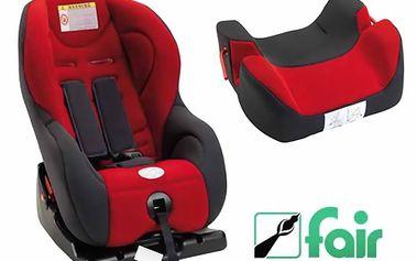 50% sleva na dvě značkové autosedačky! Dopřejte svým dětem pohodlí i bezpečí!