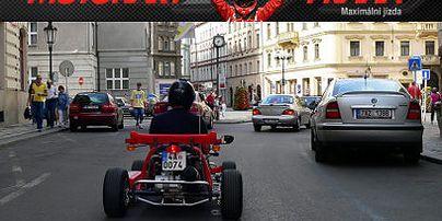 Motokáry Praha