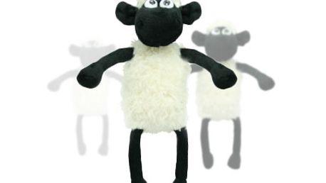 Kupte Vašim dětem ovečku Shaun, kterou jistě chtějí. Nyní ji můžete mít levněji. 50% sleva na ovečku Shaun ze seriálu, ovečka je z příjemného materiálu a v bříšku má zašitý mechanismus, který po zmáčknutí vydává béé-ko smích.