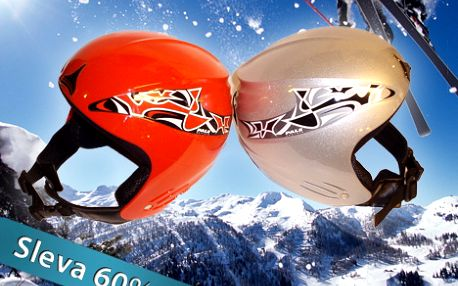 Připravte své děti na bezpečnou lyžovačku! Jen 356 KČ za dětskou lyžařskou helmu po 60% slevě.