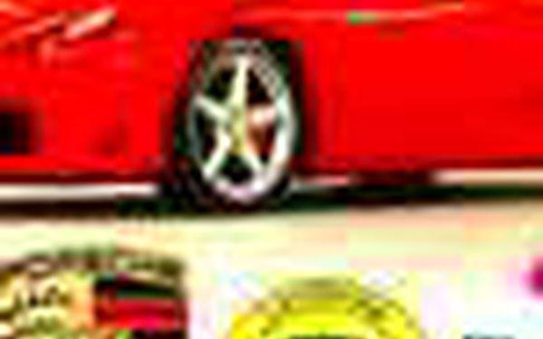 Celodenní zapůjčení luxusního sporťáku – Porsche Boxster, Caterham 7 Roadsport, Porsche 911 Carrera, Corvette C6 nebo Ferrari 360 Modena F1
