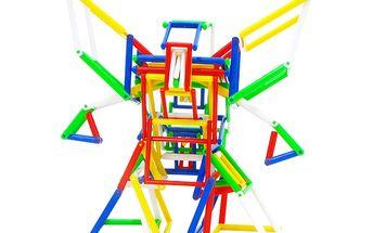 Kdo si hraje nezlobí ... děti i dospěláky 3D puzzle kreativně zabaví :) ... za 99 korunek