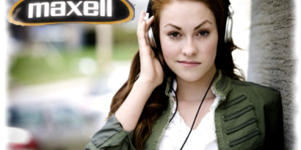 Hi-Fi sluchátka Maxell Home Studio jen za 349 Kč!