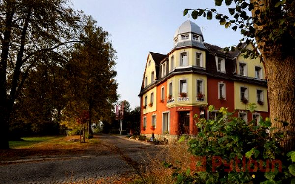 Romantika PRO DVA jen za 2999 Kč v luxusním libereckém Pytloun Design Hotelu****!