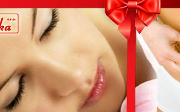 Exkluzivní nabídka!! Kosmetické procedury špičkovými lékařskými přístroji s 50% slevou!! Navštivte známé studio kosmetika s.r.o. A zařaďte se mezi stovky spokojených zákazníků!! Skvělý vánoční dárek!!