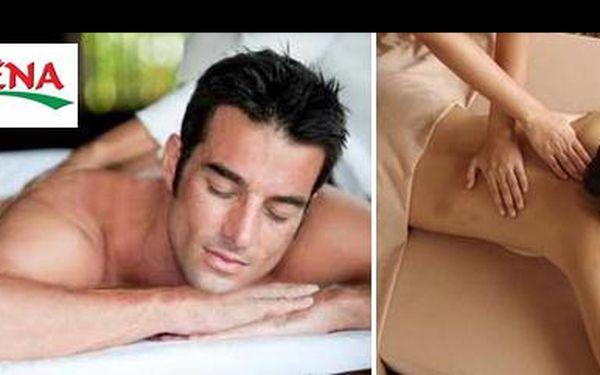 Hoď starosti za hlavu a užij si báječný relax s jedinečnou 63% slevou! Jen za 299,- Kč si dopřeješ vánoční aroma - relaxační masáž pro pohodu a znovuobnovení sil!