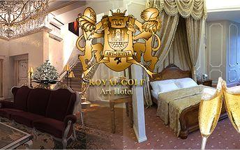 Romantický Silvestr pro dva na zámku! Exkluzivní nabídka silvestrovského pobytu včetně programu v luxusních prostorách, kde na Vás dýchne atmosféra historie! Navíc v dobových kostýmech!