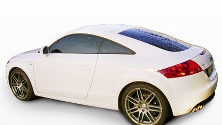 Užijte si soukromí Vašeho vozu! S tónováním autoskel to půjde i v hustém provozu. 50% sleva na tónování autoskel homologovanými fóliemi pro 3 dveřové vozy, hatchback, sedan, liftback a combi.