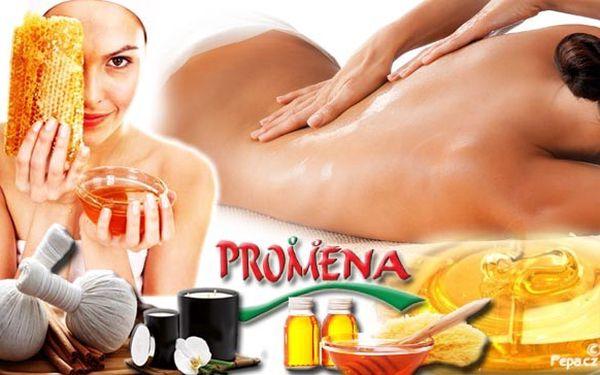 Očistěte vaše tělo od škodlivin a toxinů tím nejpříjemnějším způsobem!!! 60 minutová medová masáž s regeneračním medovým peelingem a příjemným zábalem může být vaše už za 279 kč!!! A to vše v centru prahy!