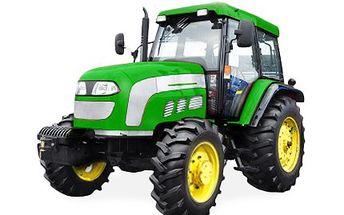 Vydejte se cestou necestou, polem nepolem. Projeďte se moderním TRAKTOREM! 50% sleva na hodinu jízdy ve špičkovém traktoru John Deere. Vyzkoušejte si stroj pro opravdové muže.