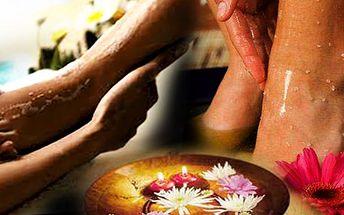 ŠEST V JEDNOM – Aroma koupel nohou, pedikúra, peeling nohou. masáž dolní končetiny pod koleno, masáž nohou, parafínový zábal nohou!! Dokonalý balíček plný relaxace!