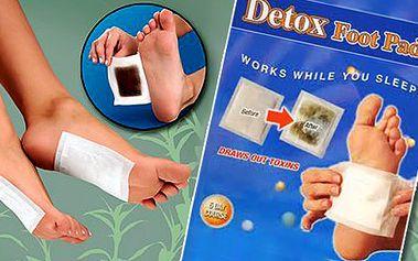Detoxikační náplasti byly vyvinuty pro bezpečnou a neinvazivní detoxikaci těla. Jsou určeny pro aplikaci na chodidla!! 10 KS ZA PPOUHÝCH 99 Kč!! Skvělá nabídka!