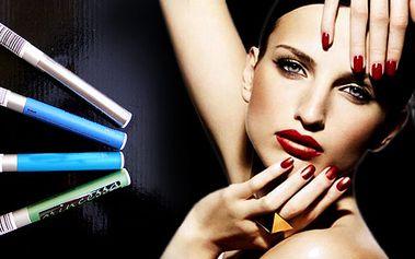 Vysouvací stínová tužka v módních odstínech. Vyvážené složení přírodníc vosků a kosmetických olejů přináší složení, které vás sametově pohladí při každém líčení.