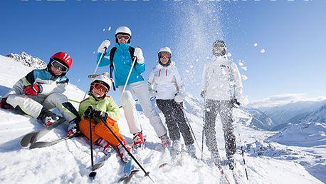Celodenní skipass na Klínovci za 234 Kč! Sjezdovky s lanovkami pro zkušené i začínající lyžaře
