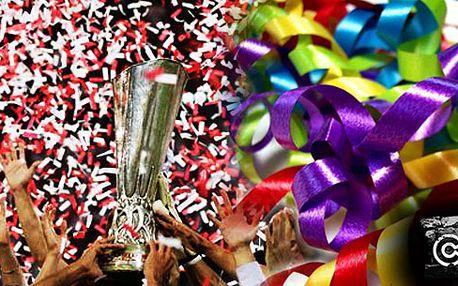 Je to tu!! Skvělý dárek pro oslavy, večírky, večery, párty a jiné události! Konfety v samovystřelovací tubě! Slavnostní barevné konfety pro každou příležitost!