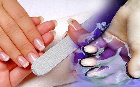 MODELÁŽ NEHTŮ včetně parafínového zábalu rukou!! Vaše ruce jsou chloubou! Dopřejte jim tu pravou péči!!