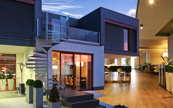 3900 Kč za wellness víkend plný hýčkání pro dva. Luxusní hotel Volcano Spa****, výborná večeře, masáže i vstup do nejmodernějšího fitness v ČR.