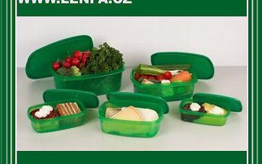 67% sleva na sadu pěti dóz Keep Fresh – skladujte potraviny chytře!