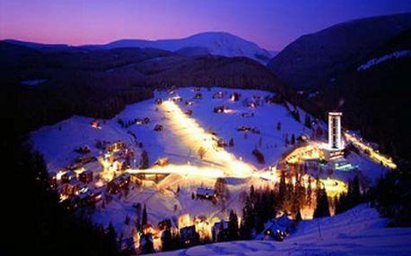 5760 Kč místo 9600 Kč za pobyt na Smíchovské boudě pro 2 osoby na 6 nocí s polopenzí a vyhřívaným bazénem a jako BONUS 10% sleva na lyžařské vleky, 10% sleva na lanovku na Sněžku a 10% sleva na Relax-Park!!