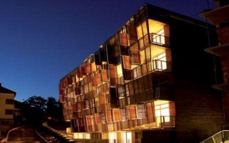 HARRACHOV pro 4 OSOBY na 7 NOCÍ v luxusních apartmánech 2kk Čertovka! 58% sleva na týdenní dovolenou v luxusním apartmánu s plně vybavenou kuchyňkou, podzemním parkováním, balkónem!