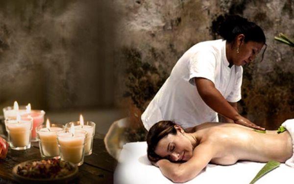 Celková relaxační masáž, která uvolní nejen Vaše tělo ale i mysl. Užijte si relax za zvuku odpočinkové hudby a vonných svíček jen za 449 Kč! Hodí se skvěle jako vánoční dárek.
